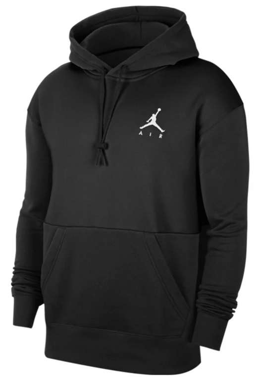 Jordan Jumpman Fleece Hoodie in Schwarz für 45,47€ inkl. Versand (statt 57€)