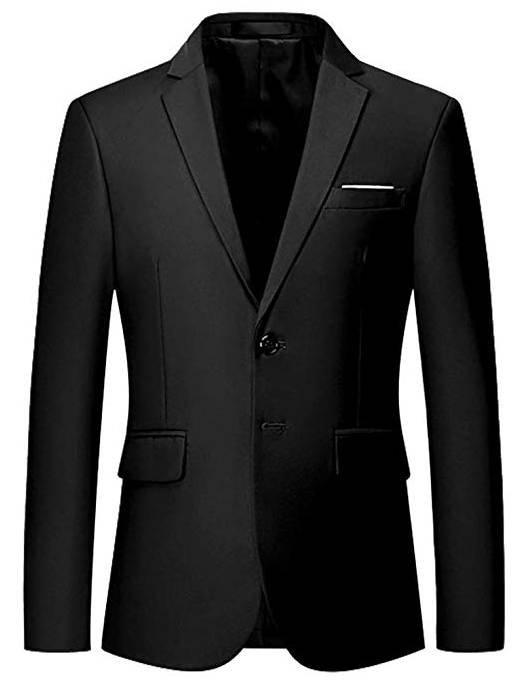 Youthup Herren Anzugjacke Slim Fit, viele Farben für 27,29€ - Prime (statt 39€)