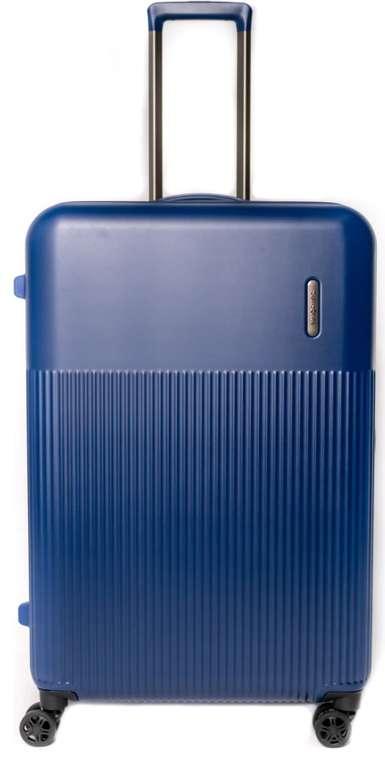 Samsonite Spinner Rectrix Trolley mit 76 cm in Blau für 119,99€ inkl. Versand (statt 140€)