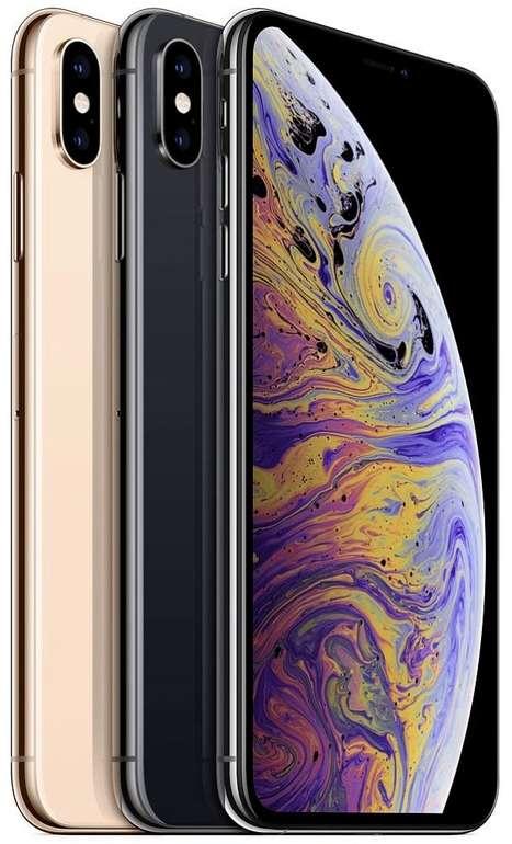Apple iPhone XS 512GB in 3 Farben für 688€ inkl. Versand (B-Ware - optisch wie neu!)