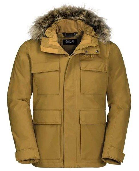 """Jack Wolfskin """"Point Barrow"""" Winterjacke Hardshell in 3 Farben für je 179,16€ inkl. Versand"""