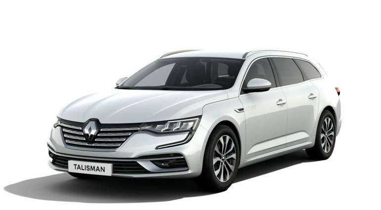 Gewerbe Leasing: Renault Talisman Intens TCe 160 EDC für 93,28€ mtl. (LF: 0,27, Überführung: 990€)