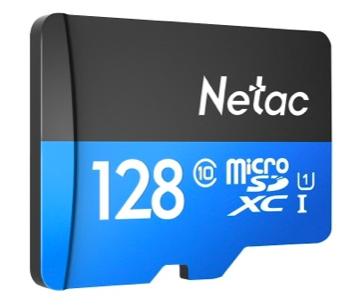 Netac P500 Micro SDXC mit 128GB Speicher (Class 10) für 18,33€ inkl. Versand