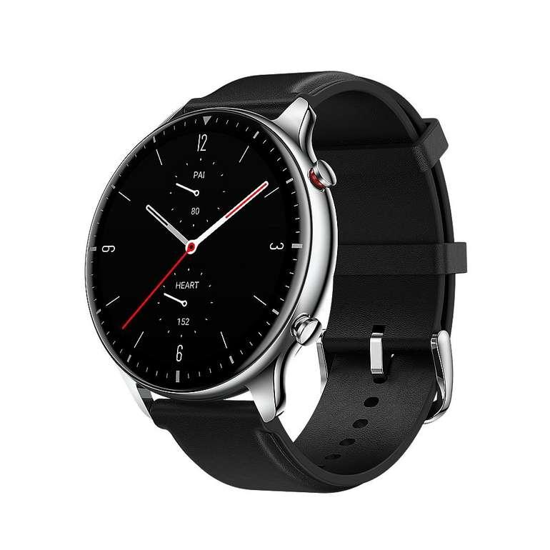 """Amazfit GTR 2 Classic Smartwatch (1,39"""" AMOLED Display, IP68) für 99€ inkl. Versand (statt 125€) - Newsletter!"""