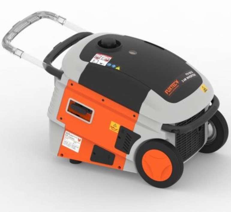 Fuxtec FX-IG13 Inverter / Stromerzeuger mit 4,3 KW & 6h Laufleistung für 449,10€ (statt 569€)