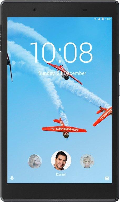 "Lenovo Tab4 8 (8"" HD, Quad-Core, 2GB RAM, 16GB Flash, LTE, Android 7.1) für 139€"