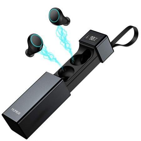 Ruicer True Wireless In Ear Kopfhörer mit Ladestation für 29,60€ inkl. Versand