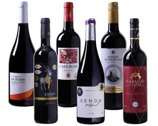 Weinvorteil: 12er-Pack kaufen und 6 Flaschen Rotwein gratis dazu erhalten!