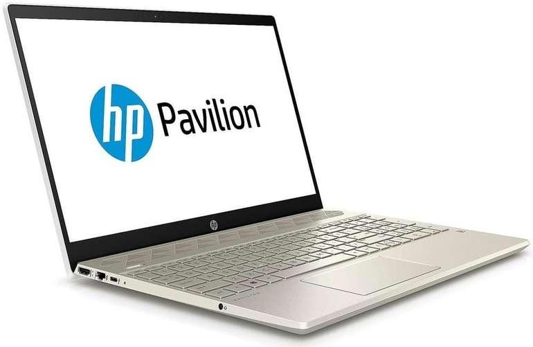 "HP Pavilion 15-cs0102ng  - 15.6"" Notebook mit i5, 256GB SSD & 8GB RAM für 522€ (statt 600€"