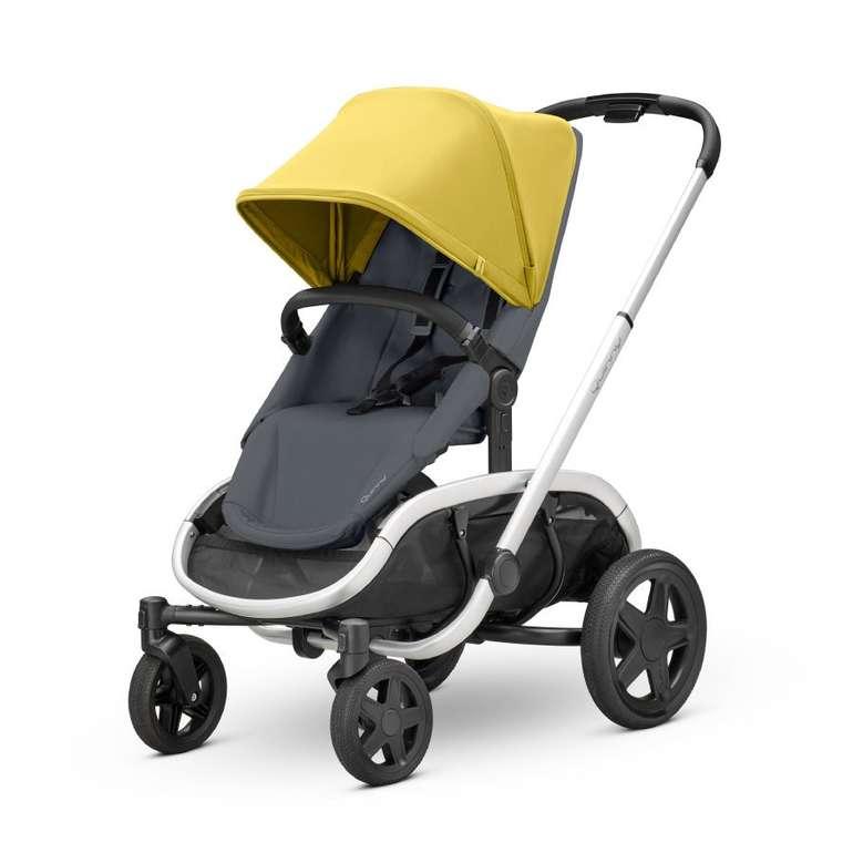 """Quinny Kinderwagen Hubb Mono """"Ochre on Graphite"""" für 367,99€ inkl. Versand (statt 654€)"""