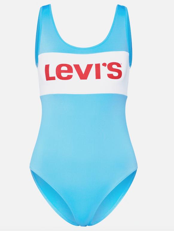 Levi's Damen Bodytop in blau (Größe XS bis M) für 18,90€ inkl. Versand (statt 23€)