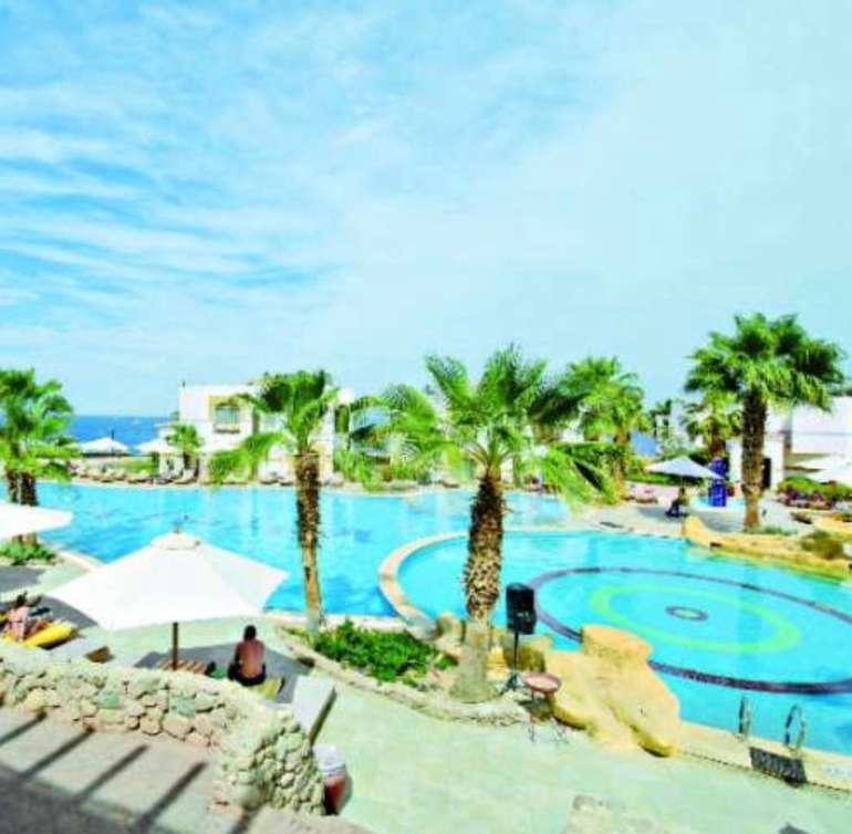 1 Woche Ägypten im 4* Hotel Shores Aloha + All Inclusive + Flüge ab 399€ pro Person