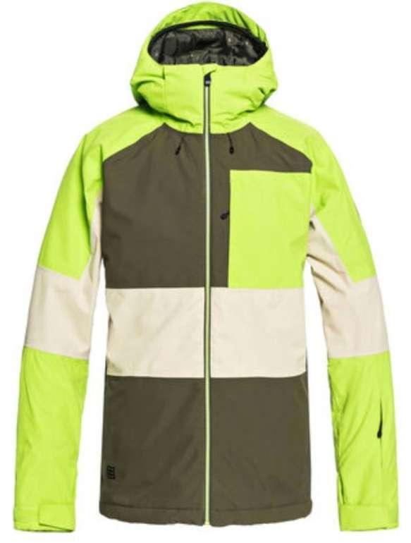 """Quiksilver Herren Skijacke """"Sycamore Snow Jacket"""" für 71,70€ inkl. Versand (statt 142€)"""