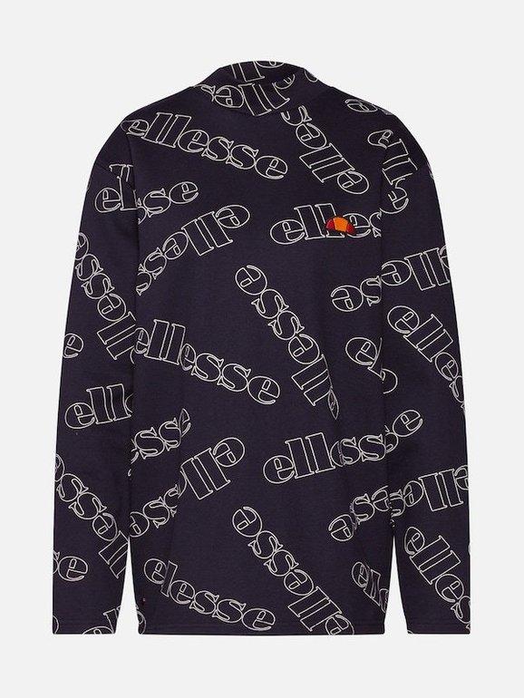 Ellesse Shirt 'Margutta' in schwarz/weiß für 29,67€ inkl. VSK (statt 52€)