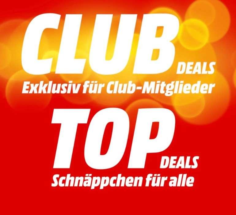 Media Markt und Saturn Club Deals mit exklusiven Angeboten für Club Mitglieder