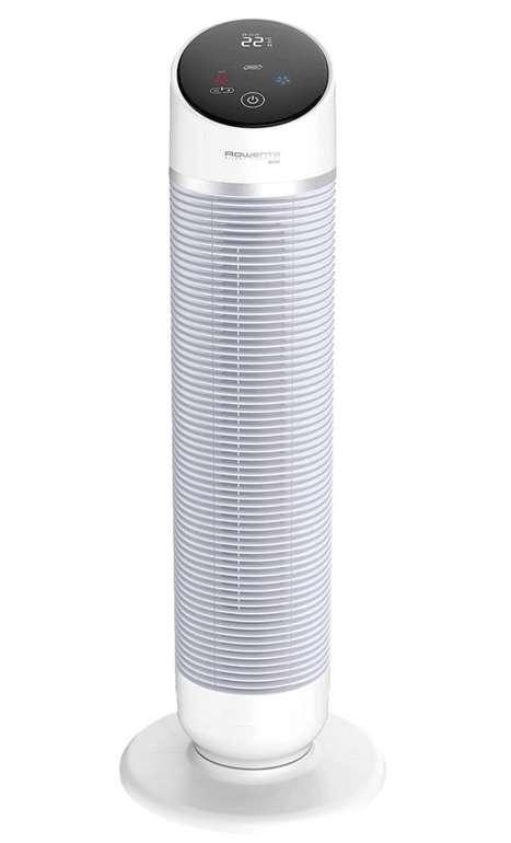 Rowenta Turmventilator 3 in 1 Silent Comfort HQ8120F0 in Weiß mit 2400 Watt für 164,95€ inkl. Versand