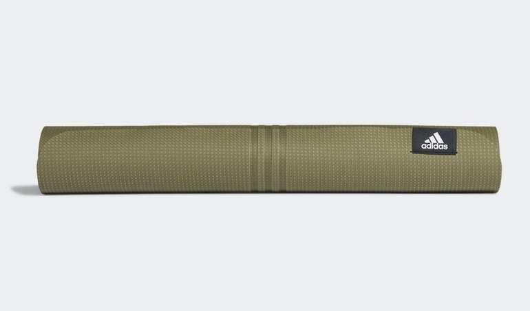 Adidas Training Yogamatte (61,5 x 176,5 cm) für 27,26€ inkl. Versand (statt 39€)