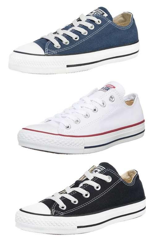 Converse Chuck Taylor All Star Sneakers Low in vers. Farben zu je 41,59€inkl. Versand (statt 49€)