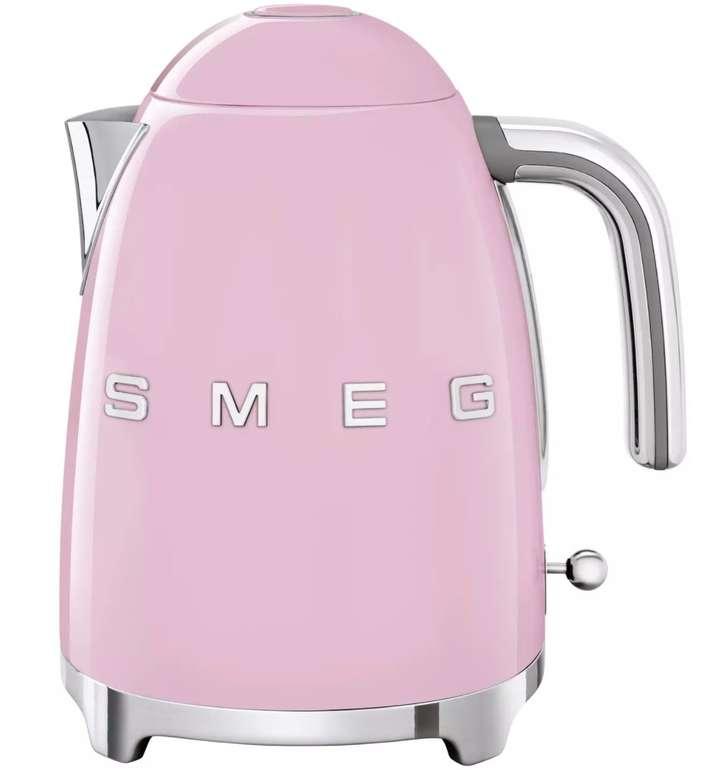 Smeg KLF03 Wasserkocher mit ca. 1,7 Liter (versch. Farben) für je 110,25€ inkl. Versand (statt 137€)