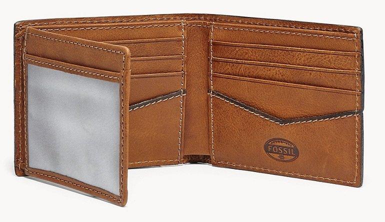 Fossil Ethan Traveler Herren Geldbörse für 17,70€ inkl. Versand (statt 36€)