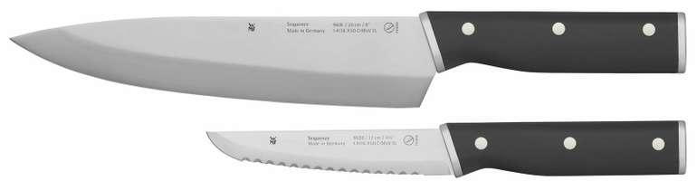 WMF Edition Sequence Messer-Set (2-teilig) für 38,99€ inkl. Versand (statt 56€)