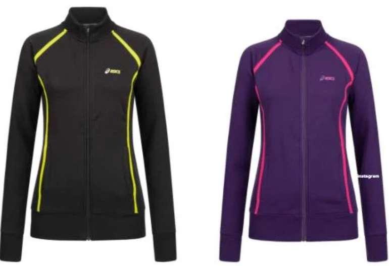 Asics Full Zip Damen Fleece Jacke (versch. Farben) für je 23,94€ inkl. Versand (statt 40€)