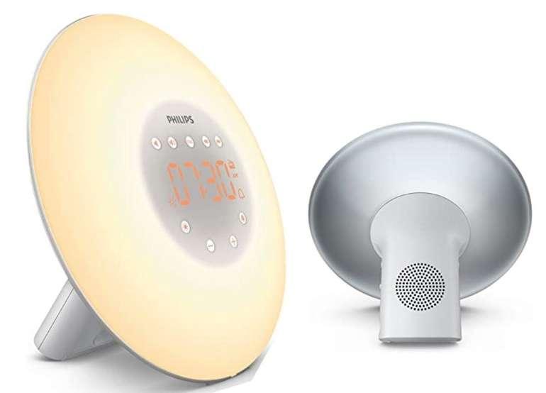 Philips Wake-up Light HF3506/05 für 56,99€ inkl. Versand (statt 72€)
