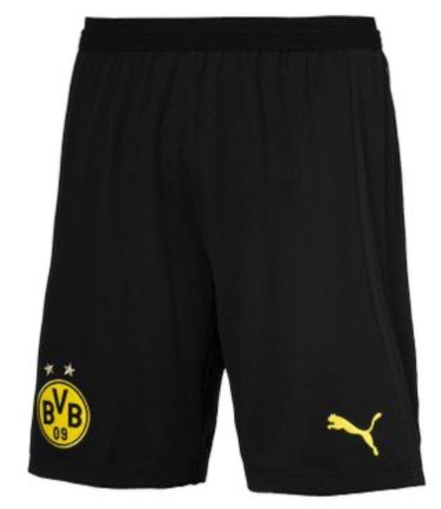 Puma BVB Borussia Dortmund Herren Shorts Replica 2018/19 für 9,09€ inkl. Versand (statt 17€)