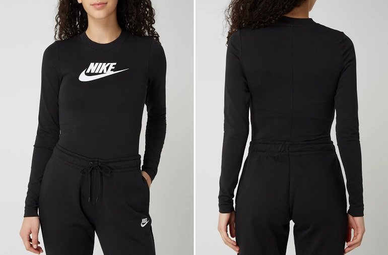 Nike Sportswear Heritage Body mit langen Ärmeln 2