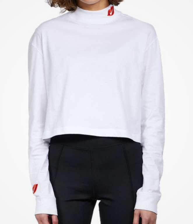 Nike Sportswear Sweatshirt in Weiß - Mock Love für 15,97€ inkl. Versand (statt 19€)