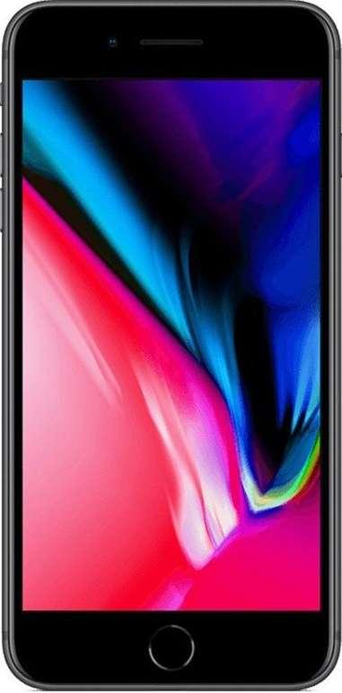Für Telekom Bestandskunden: CombiCard Data M mit 4GB LTE + iPhone 8 für 19,95€ mtl.