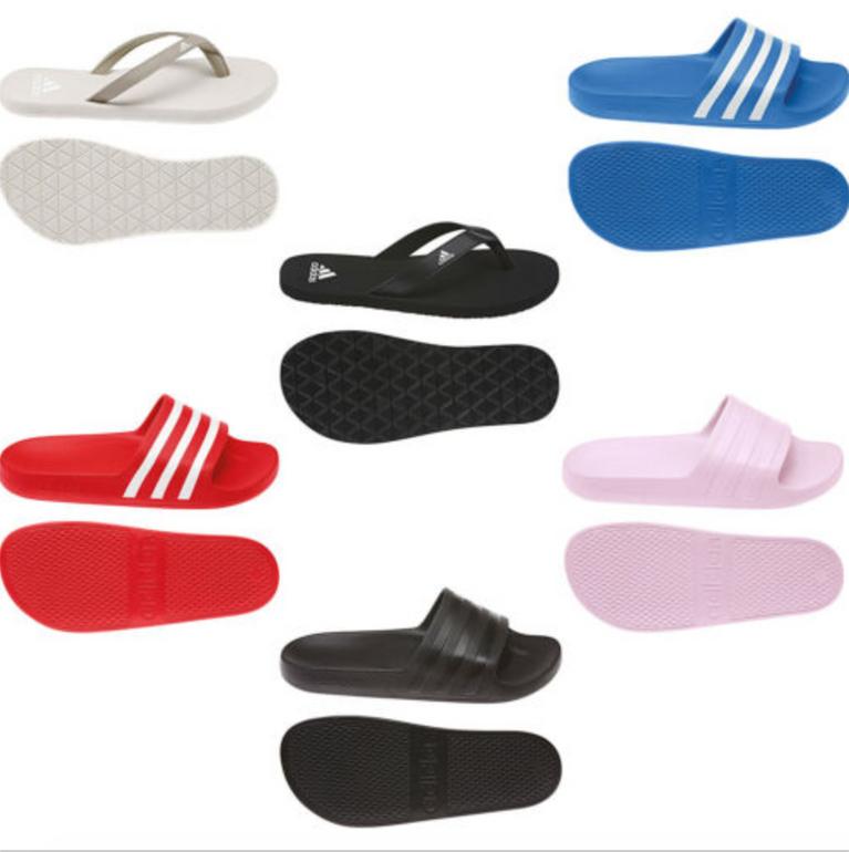 Adidas Adiletten Eezay oder Zehentrenner bzw. FlipFlops für je 14,95€