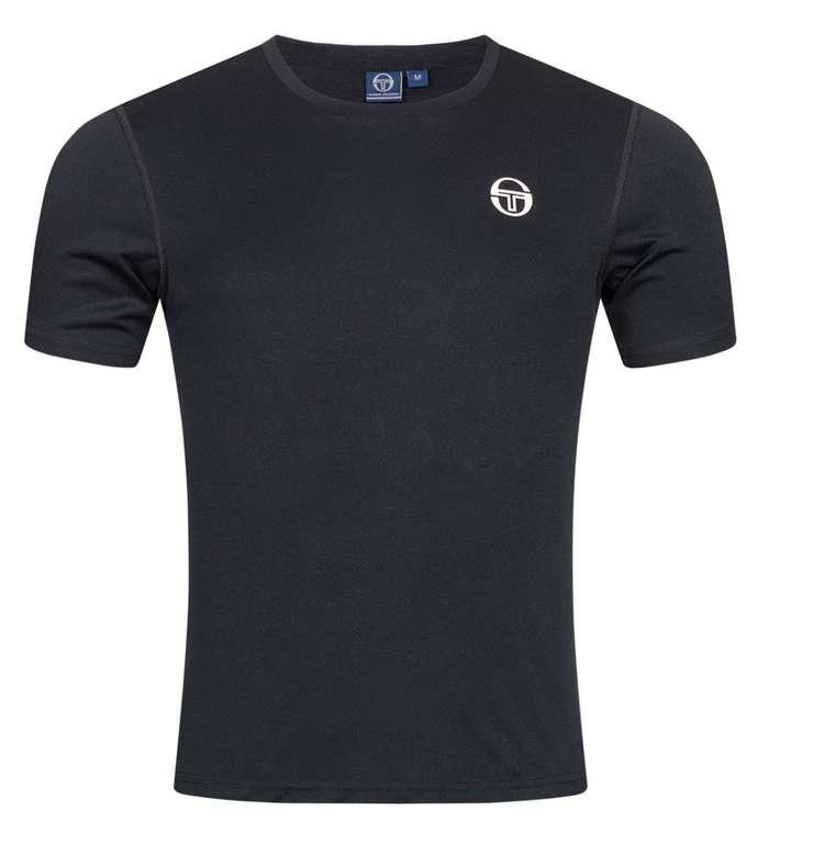 Bis 9:00 Uhr! SportSpar: 60% Rabatt im Black Friday Sale - z.B. Sergio Tacchini Zitan Shirt für 5,60€