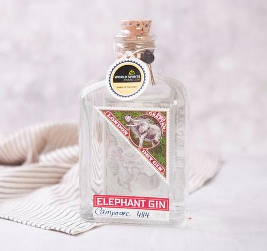 Elephant London Dry Gin (0,5 Liter, 45,00 % vol) für 29,90€ inkl. Versand