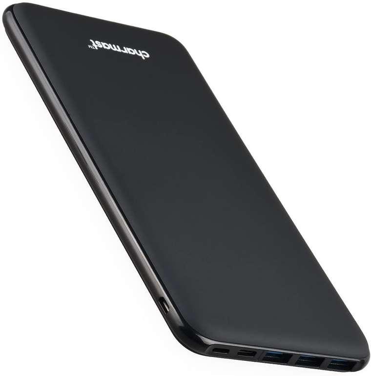 Charmast Powerbank (26800 mAh, Ultra Slim Design) für 26,99€ inkl. Versand (statt 37€)