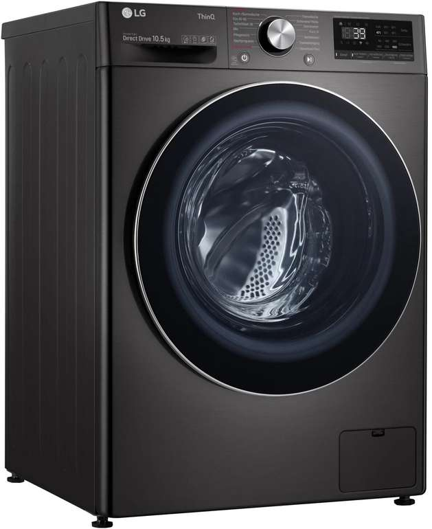 """LG Waschmaschine """"F6WV710P2S"""" A Frontlader (10.5 kg, 1600 U) für 539€ inkl. Versand (statt 738€)"""