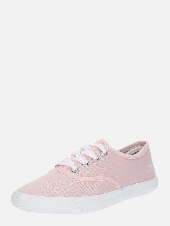 Tom Tailor Damen Sneaker in rosa für 16,60€ inkl. Versand