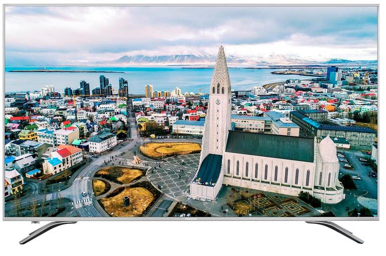 """Hisense H65AE6400 (4K, LED, Smart TV, 65"""", Aluminium) für 617,81€ (statt 749€)"""