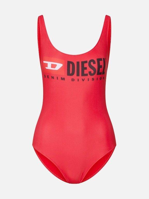 Diesel Damen Badeanzug 'BFSW-Flamnew' in rot für 66,41€ inkl. Versand (statt 80€)