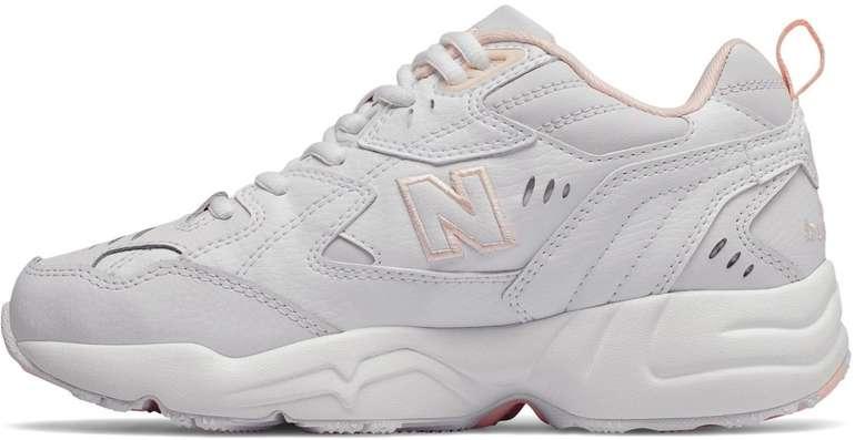 New Balance WX 608 Damen Sneaker in weiß-pink für 49,99€inkl. Versand (statt 74€)