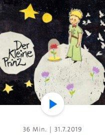 """Kostenloses Hörspiel """"Der kleine Prinz"""""""