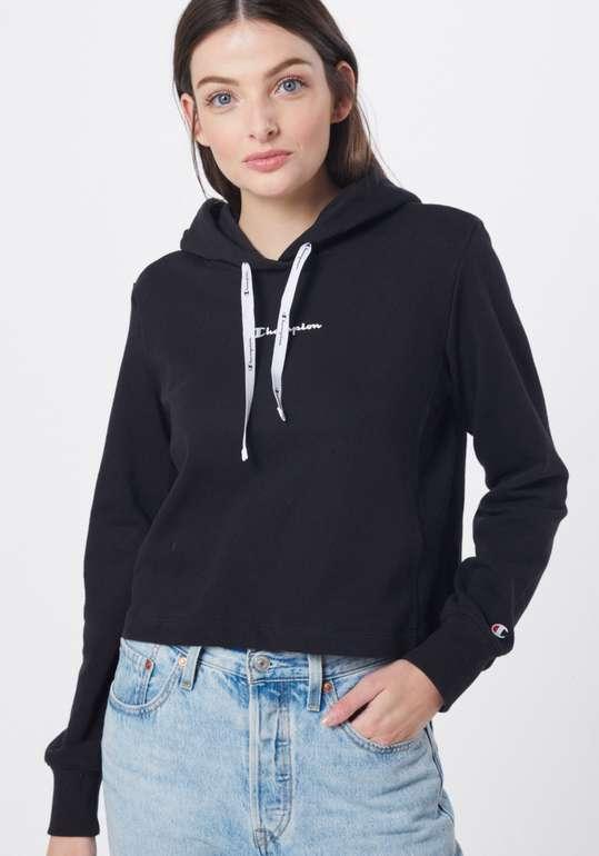 Champion Authentic Athletic Apparel Damen Sweatshirt in schwarz für 17,93€inkl. Versand (statt 30€)