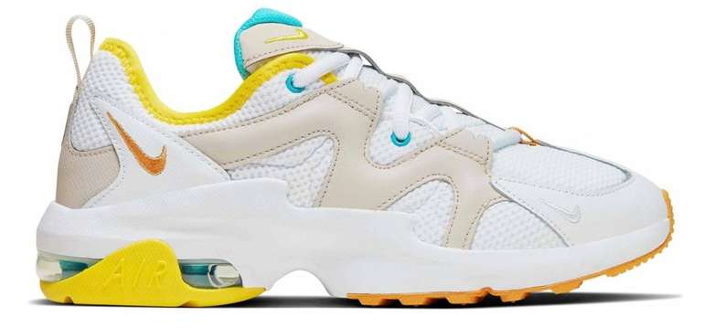 "Nike Air Max Graviton Damen Sneaker im ""white-yellow"" Colourway für 59,90€ (statt 66€)"