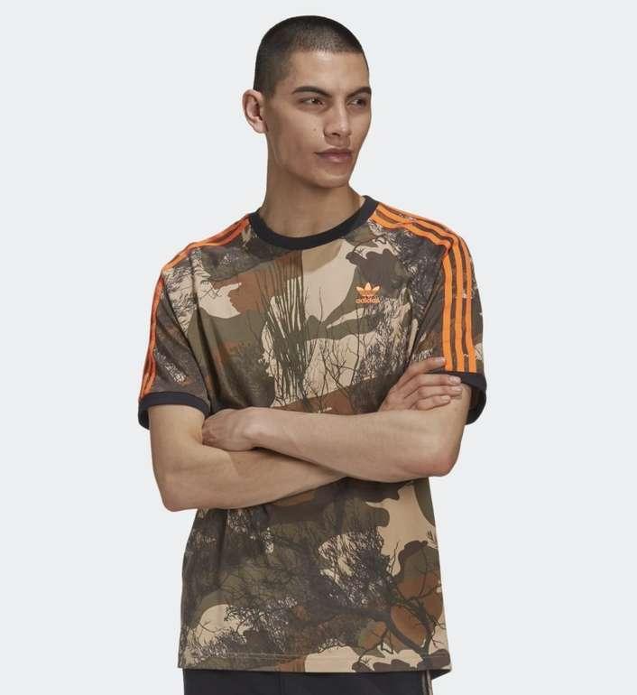 Adidas Originals Herren Camo T-Shirt für 20,43€ inkl. Versand (statt 29€) - Creators Club