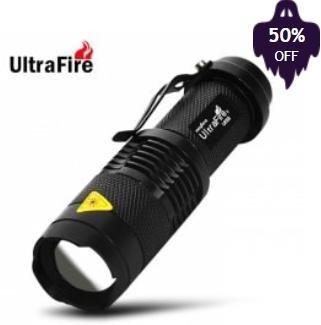 Gutscheinfehler! Produkte bis 12$ für je 0,01€ erhalten - z.B Taschenlampen