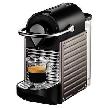 Krups Nespresso Pixie XN3005 Kapselmaschine für 75,90€ (statt 93€)