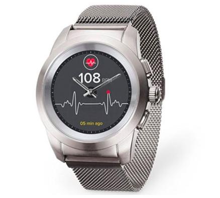 Bestpreis: MyKronoz ZeTime Regular Elite Smartwatch für 149€ (statt 170€)