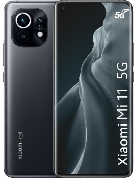 Xiaomi Mi 11 5G 256GB + 10€ Amazon Gutschein + Vodafone Allnet-Flat mit 30GB LTE/5G für 39,99€ mtl.