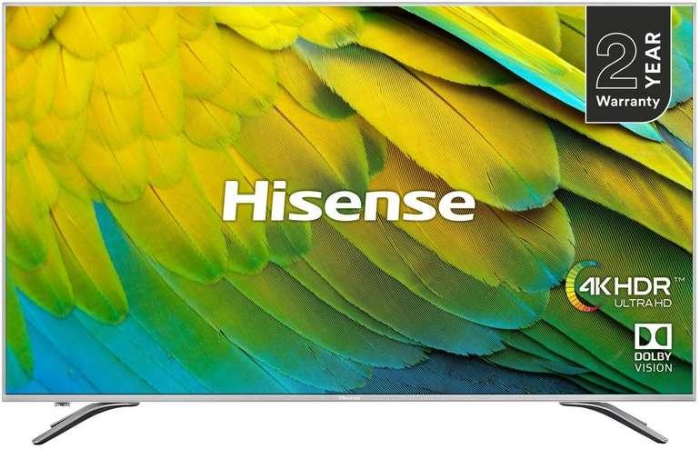 TV-Weekend bei Saturn, z.B. Hisense H75B7510 für 899€