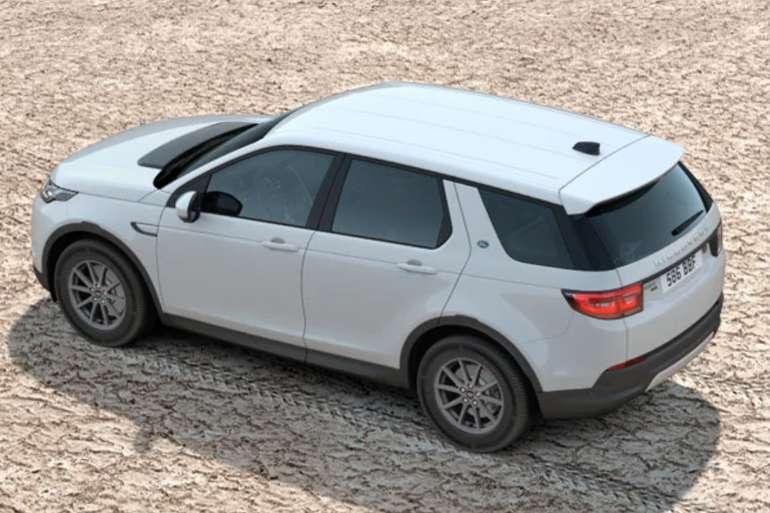 Gewerbeleasing: Land Rover Discovery Sport mit 200 PS für 264€ netto mtl. (LF: 0.71, Überführung: 1.190€)